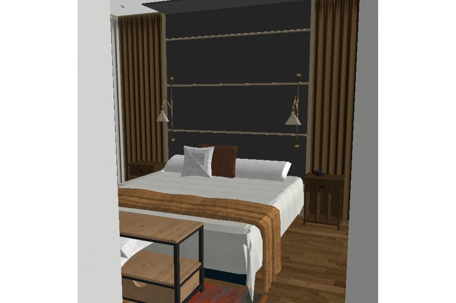 Plan PRÉ-Chambre Bedroom 1