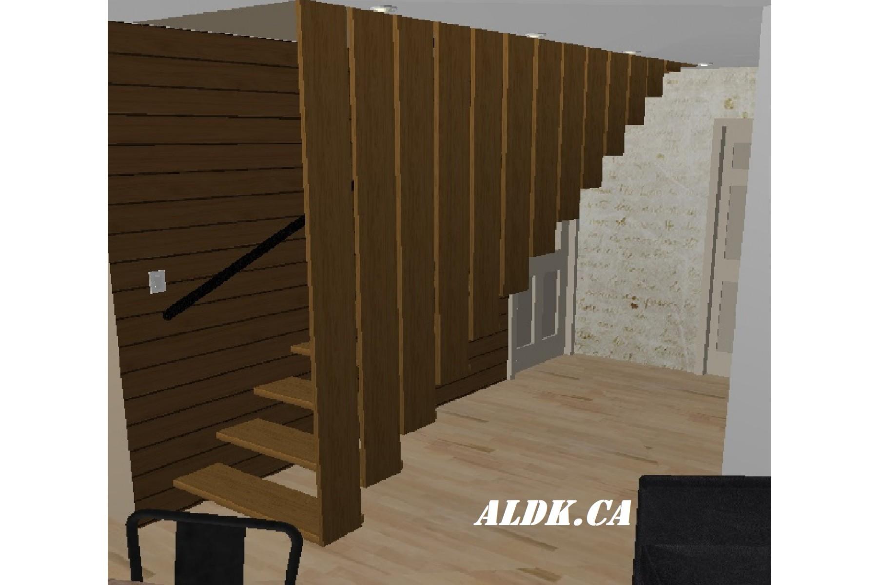 Plan PRÉ-Escalier Stairs2